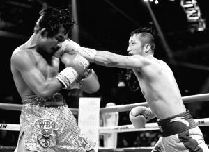 邹市明离世界拳王仅剩最后一步图片
