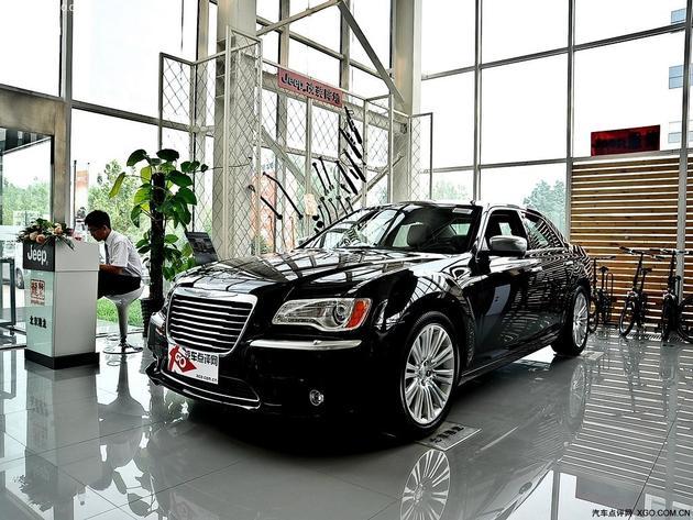 克莱斯勒300c 最高享钜惠4.5万少量现车 高清图片