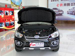 南昌一汽奔腾X80最低11.98万元现车销售高清图片