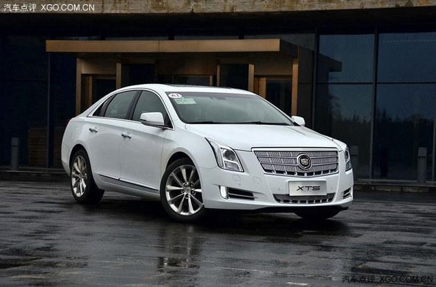 凯迪拉克xts享优惠4万元 厦门现车充足高清图片
