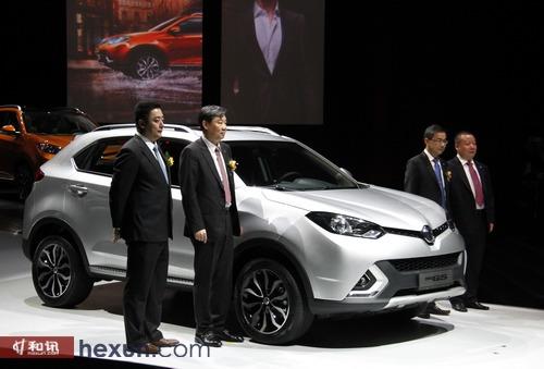 名爵锐腾7款SUV车型上市 售价11.97万-17.97万