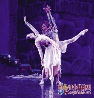 芭蕾舞剧《美女与野兽》重庆演绎唯美童话!