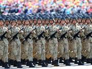 中国裁军30万开始启动