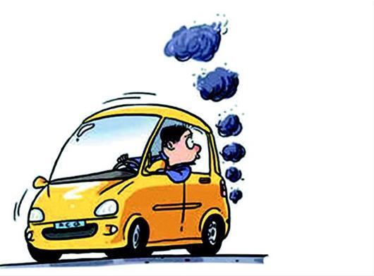 运用高科技手段对机动车尾气排放进行监管,在武汉还是第一次.   1.0.