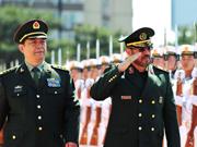 中国和伊朗将加强军事合作